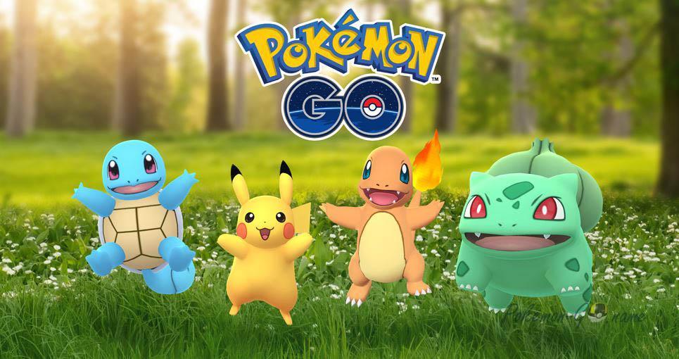 Ивент Kanto Region 2021 в Pokemon GO
