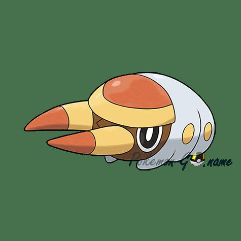 736 - Граббин (Grubbin)