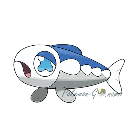 746 - Вишиваши (Wishiwashi)