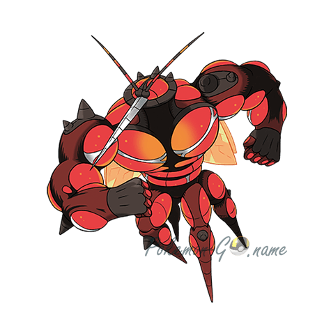 794 - Базвол (Buzzwole)