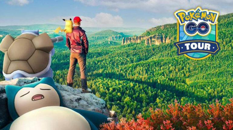 Бонусное событие Покемон ГО Канто Тур 2021 года - платный ивент