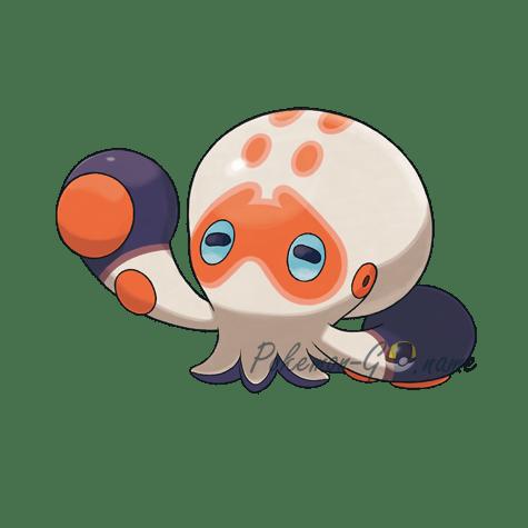 852 - Клоббопус (Clobbopus)