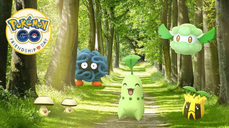Friendship Day 2021 года в Pokemon GO