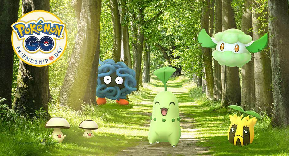 Friendship Day 2021 года в Pokemon GO