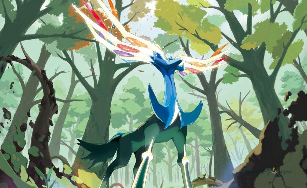 Luminous Legends X 2021 года в Pokemon GO