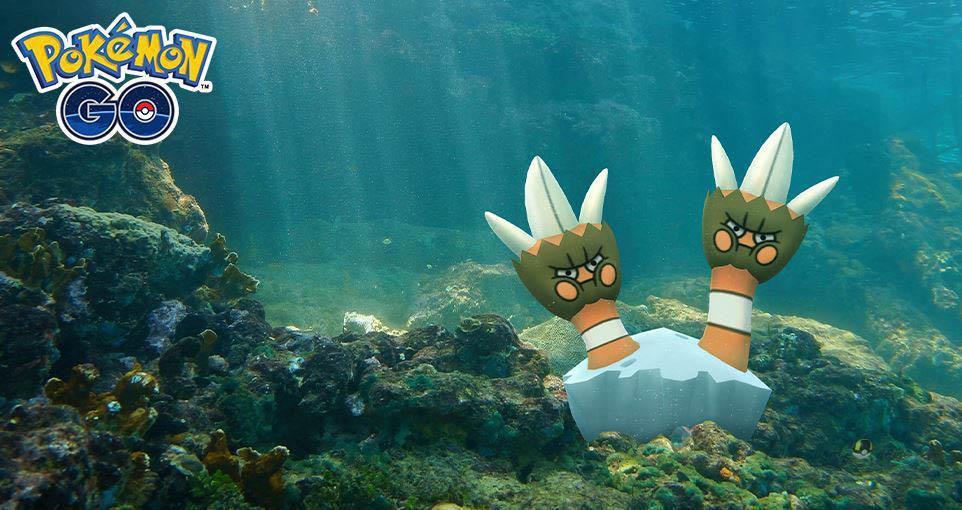 Sustainability Week 2021 - ивент развития в Pokemon GO