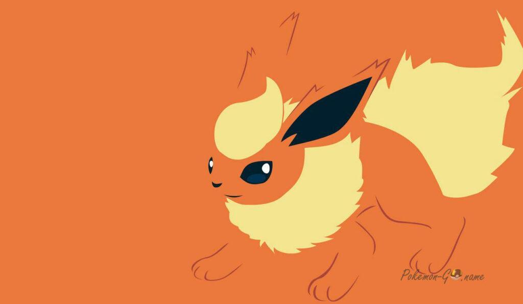 Кем бить Флареона в Pokemon GO соло - Flareon Raid Boss