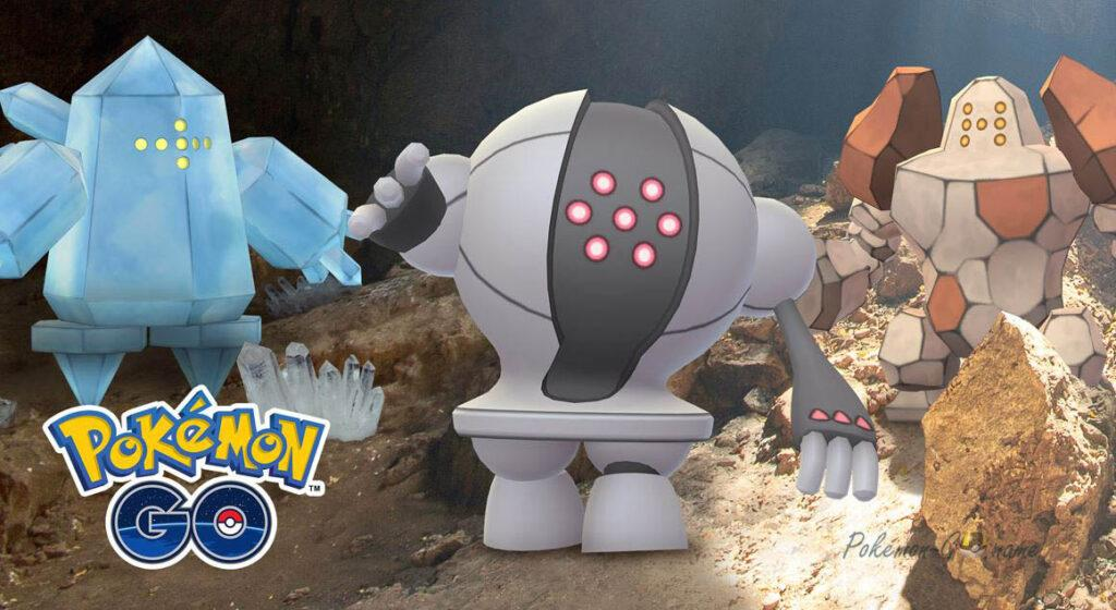 Легендарные рейдовые Боссы Pokemon GO в июне 2021