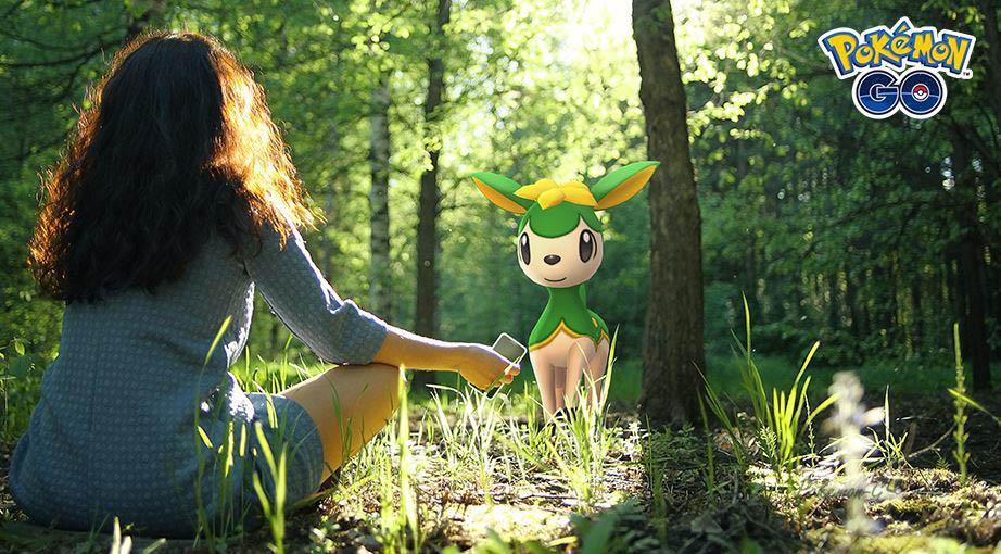 Season of Discovery 2021 года в Pokemon GO