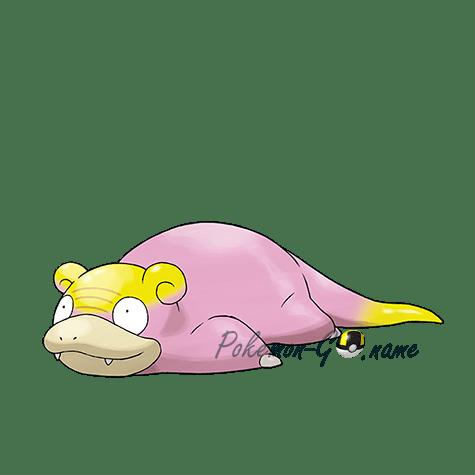 079 - Слоупок Галариан (Galarian Slowpoke)