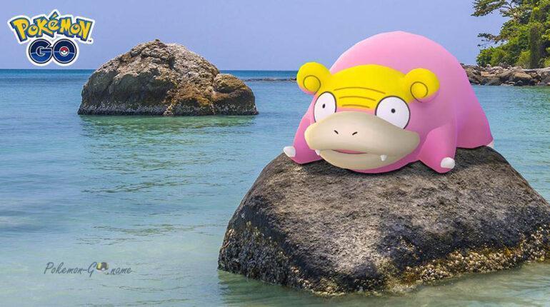A Very Slow Discovery - ивент в Pokemon GO