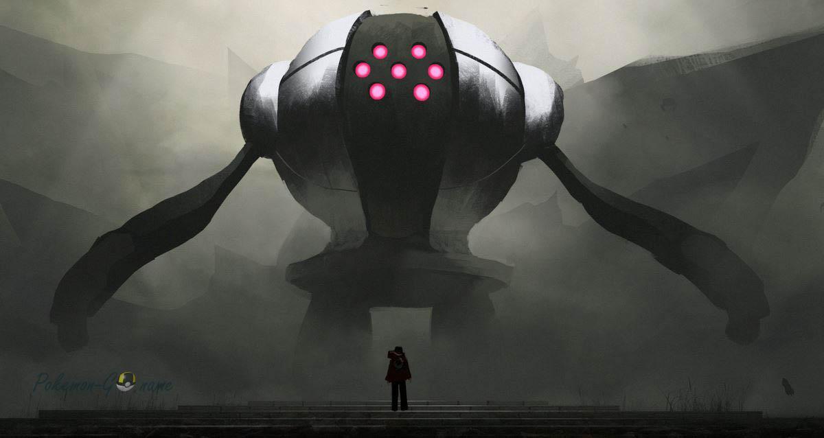 Рейд час Реджистила в Pokemon GO
