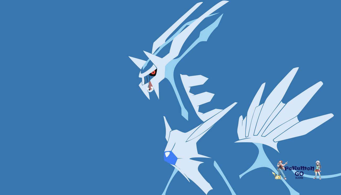 Рейд Босс Диалга и кем его бить в Pokemon GO