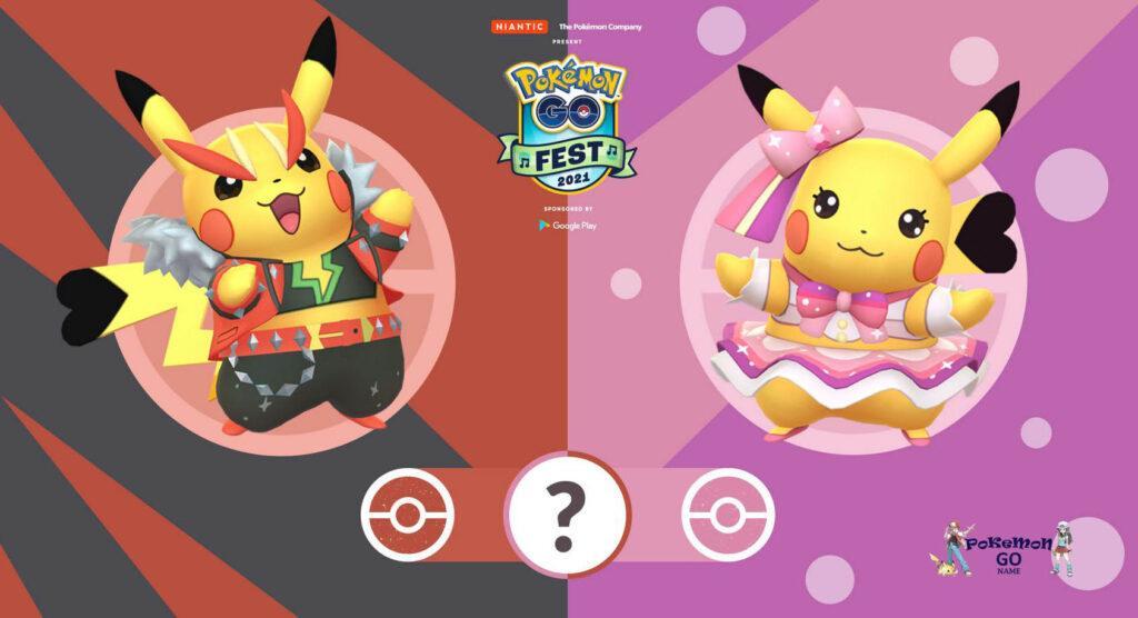 Второй этап задания The Melody Pokemon