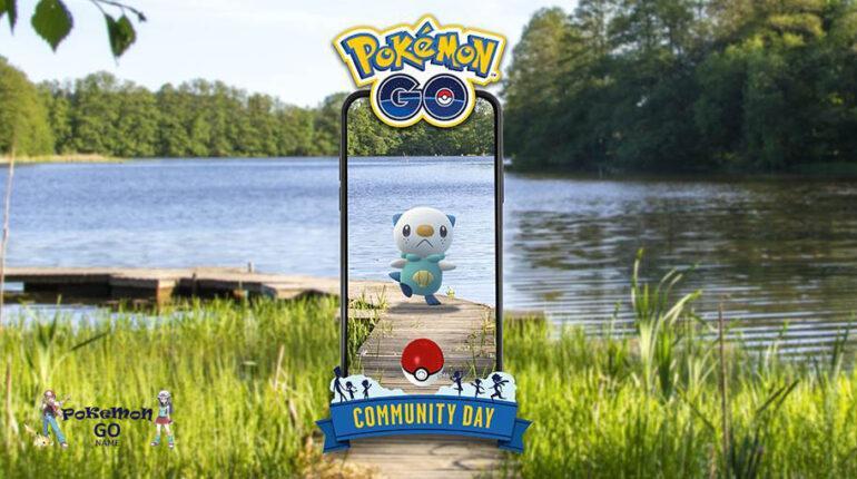 День Сообщества Покемон ГО в сентябре 2021 года