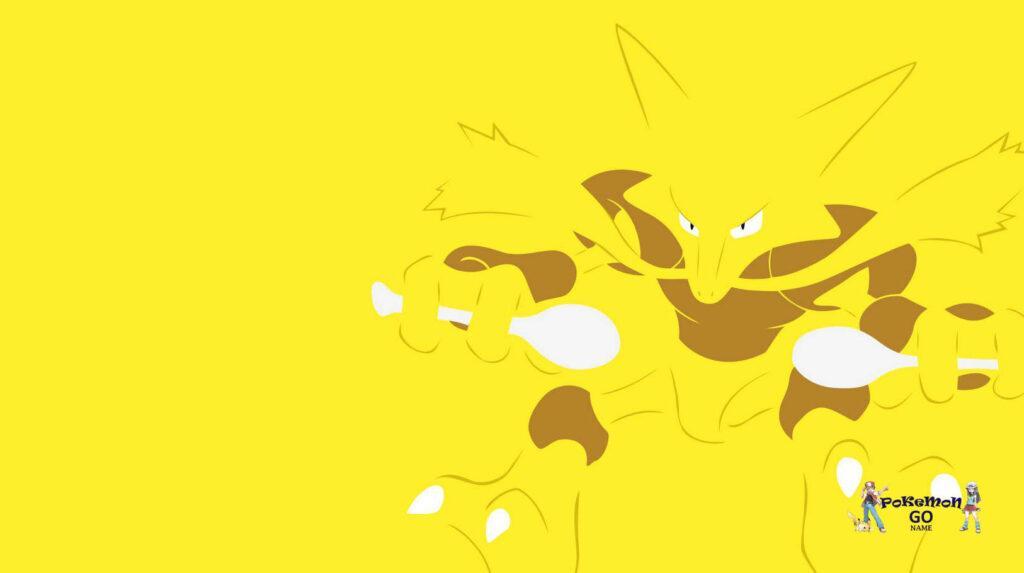 Кем бить Алаказама в Pokemon GO соло