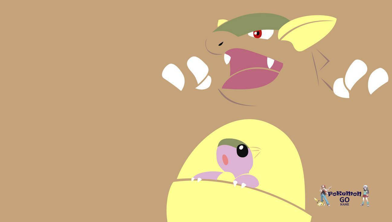 Кем бить Кангасхана в Pokemon GO соло