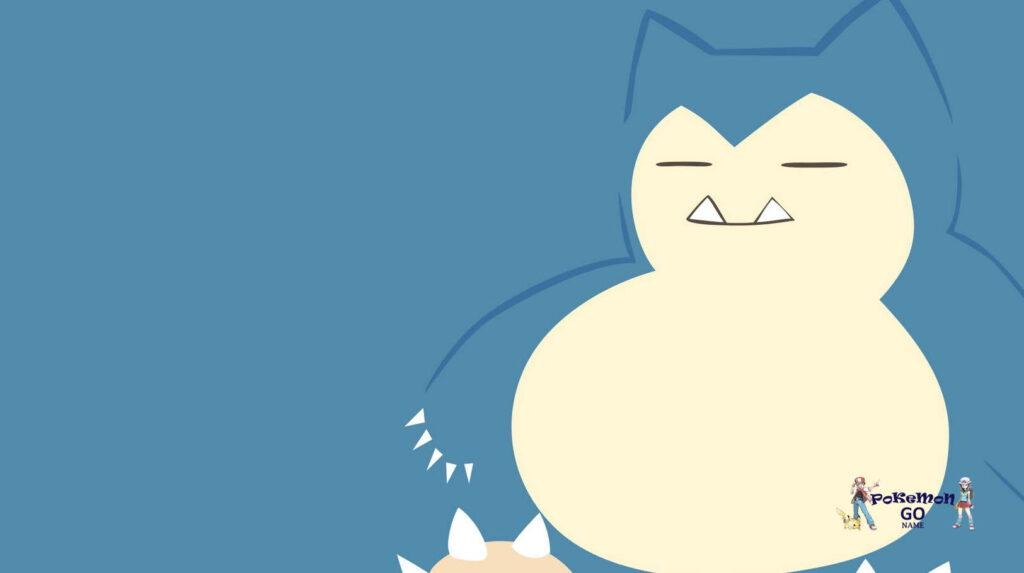 Кем бить Снорлакса в Pokemon GO - Raid Boss Snorlax