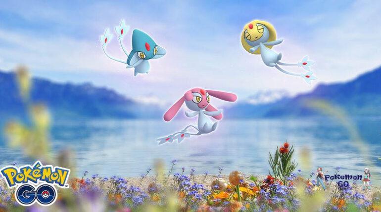 Легендарные рейдовые Боссы Pokemon GO в сентябре 2021