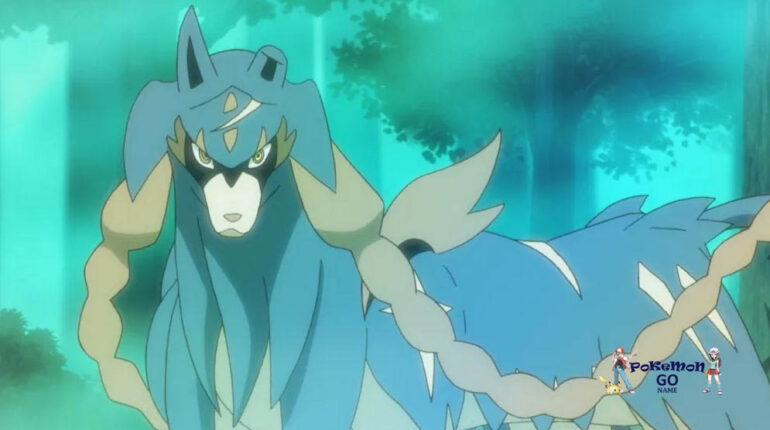 Рейд час Зэйшиана в Pokemon GO