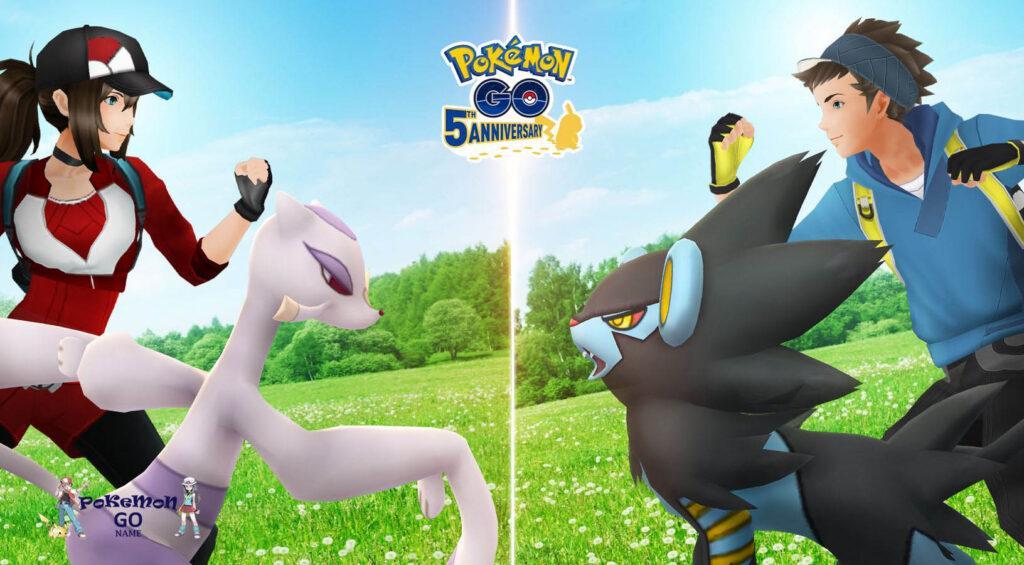 Challengers в Pokemon GO - как найти претендента