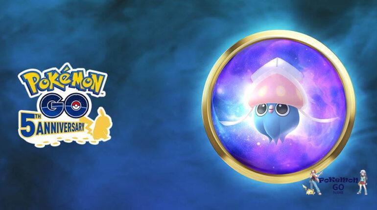 Ивент Psychic Spectacular 2021 в Pokemon GO - Психофеерия