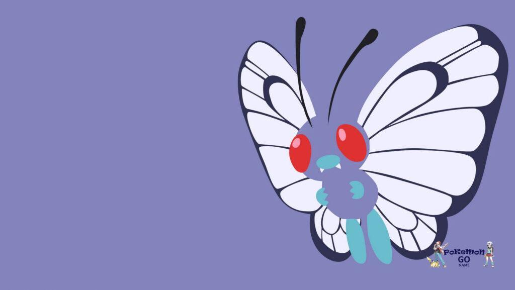Кем бить Баттерфри в Pokemon GO соло