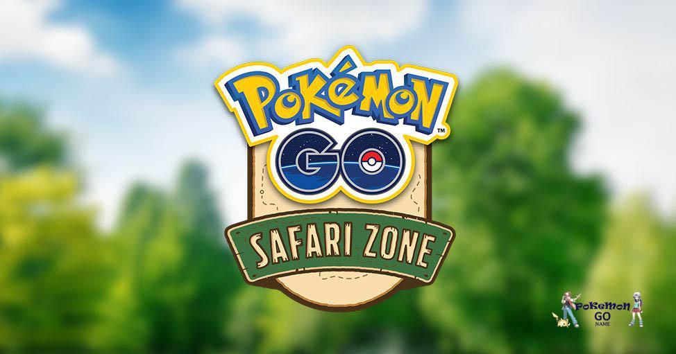Safari Zone 2021 года в Pokemon GO - график событий