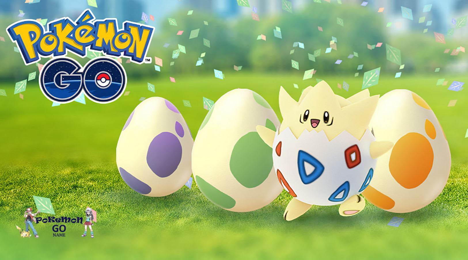 Все яйца в Покемон ГО - 2, 5, 7, 10 и 12 км