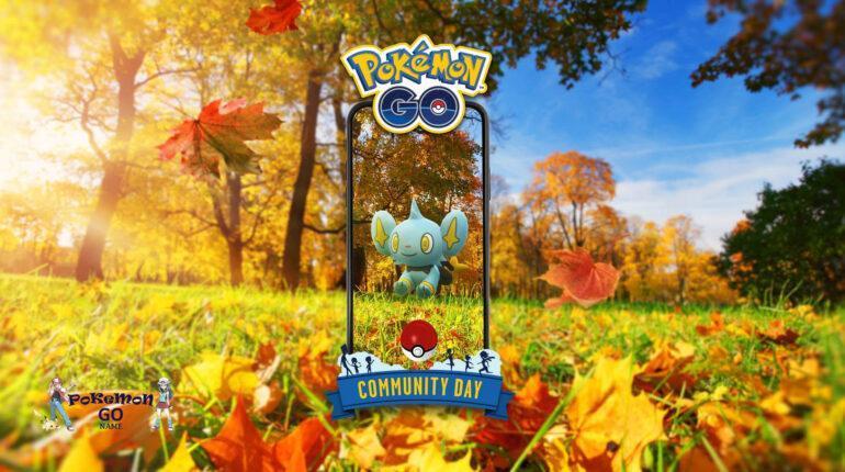 День Сообщества Покемон ГО в ноябре 2021 года