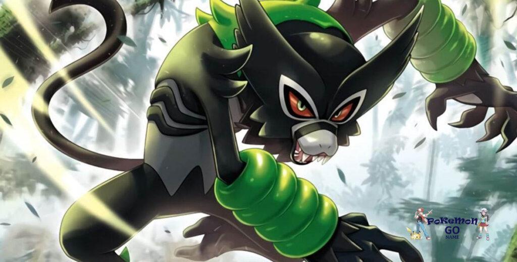 Поиски Заруда в Покемон ГО - где взять Покемона Zarude